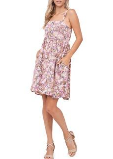 Women's En Saison Floral Print Sleeveless Sundress