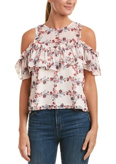 Endless Rose Cold-Shoulder Top