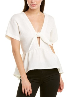 Endless Rose Knot Front Top