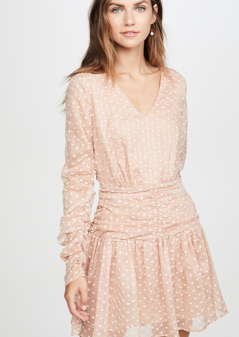 endless rose Polka Dot Mini Dress