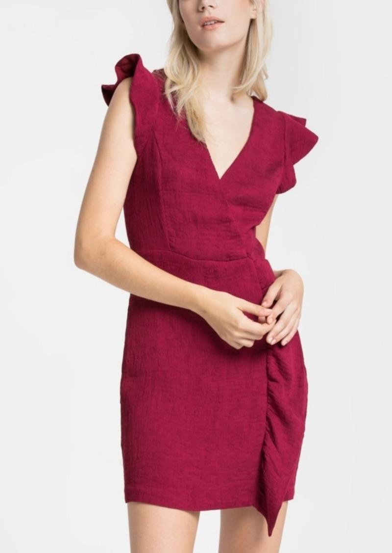 Endless Rose Ruffle Detail Dress