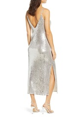 Endless Rose Sequin Slipdress