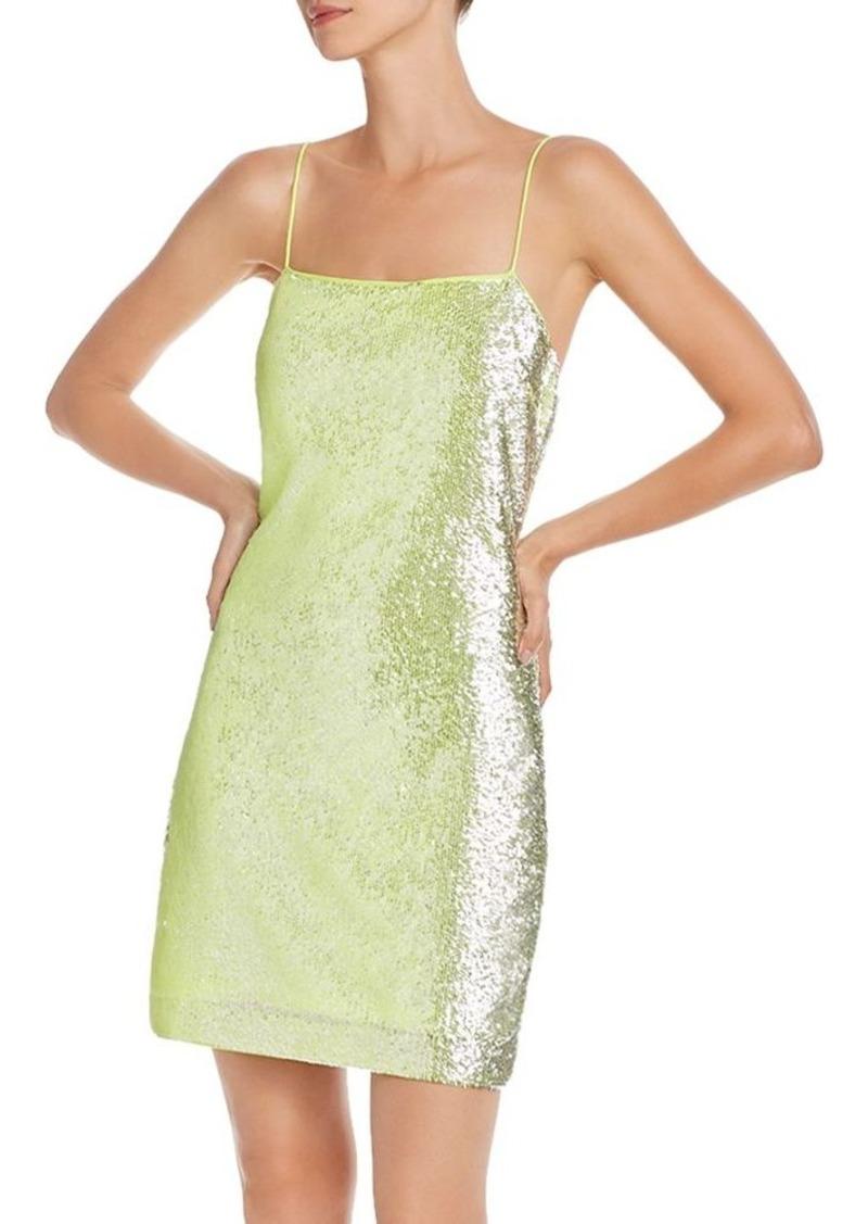 Endless Rose Sequined Slip Dress