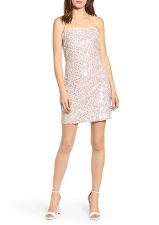 Endless Rose Speckle Sequin Dress