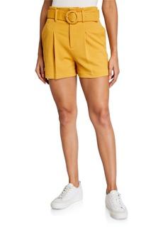 Endless Rose High-Waist Shorts With Belt