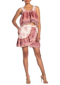 Endless Rose Pradera Mini Skirt