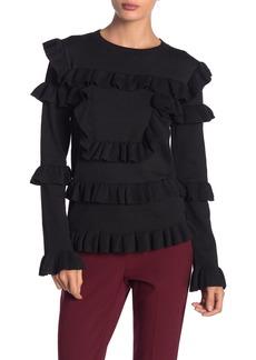 Endless Rose Ruffled Sweater