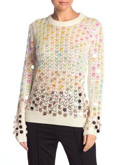 Endless Rose Sequin Embellished Sweater