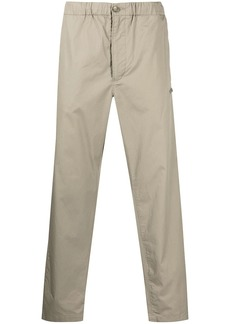 Engineered Garments drawstring straight-leg trousers