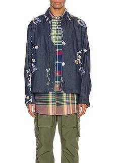 Engineered Garments Claigton Jacket