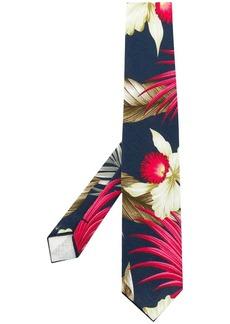 Engineered Garments floral print tie