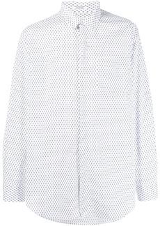 Engineered Garments seahorse print shirt