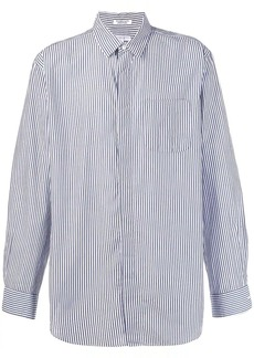 Engineered Garments striped long-sleeve shirt