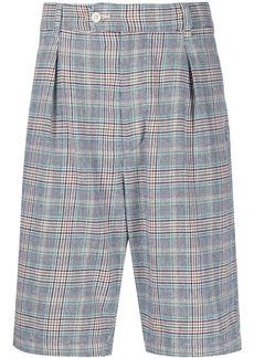 Engineered Garments Sunset checked bermuda shorts