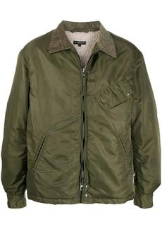 Engineered Garments zip-up lightweight jacket