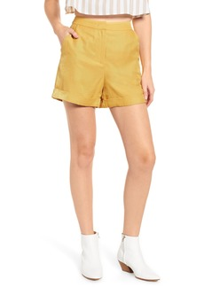 English Factory Cuffed Shorts