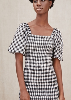 ENGLISH FACTORY Mini GIngham Dress