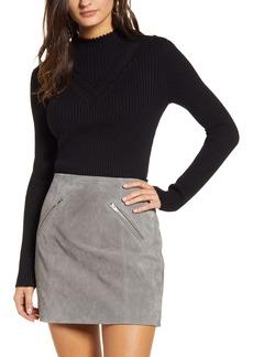 English Factory Mini Ruffle Sweater