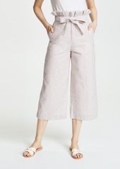 ENGLISH FACTORY Pleated Pants