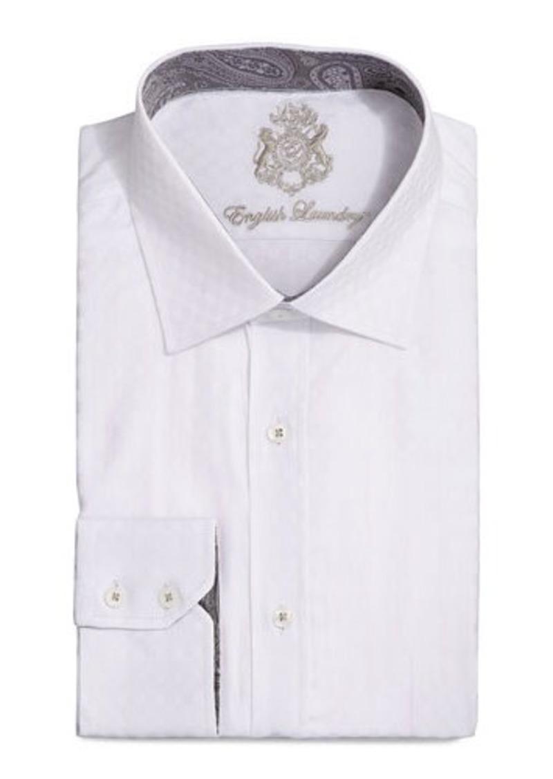 Sale english laundry english laundry herringbone dress shirt for White herringbone dress shirt