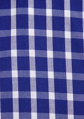 English Laundry Large Gingham Check Dress Shirt
