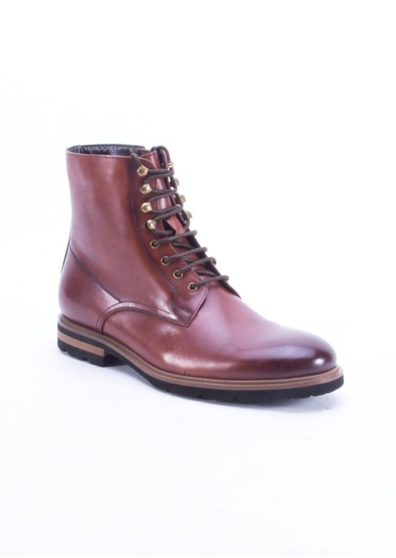 English Laundry Men's High Top Leather Boot Men's Shoes