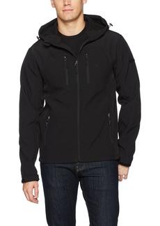English Laundry Men's Hooded Softshell Jacket  2XL