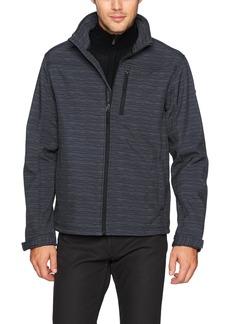 English Laundry Men's Softshell Mock Neck Jacket  2XL