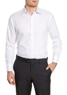 English Laundry Regular Fit Textured Dress Shirt