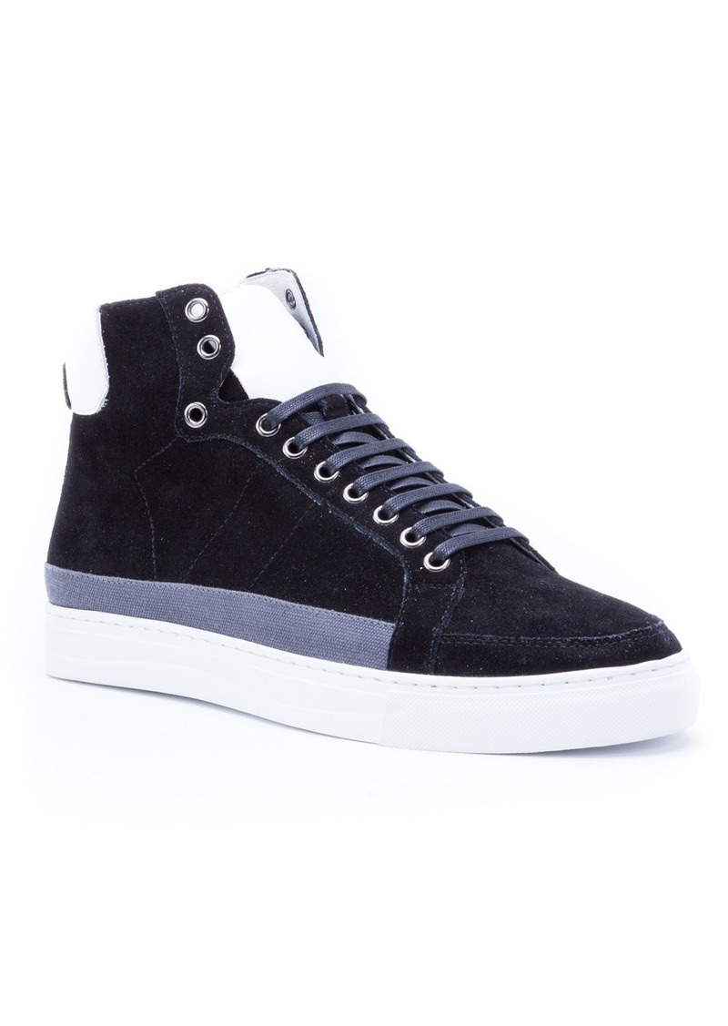 English Laundry Highfield High Top Suede Sneaker