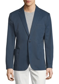English Laundry Leeds Twill Blazer Jacket