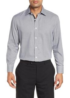 Men's English Laundry Trim Fit Check Dress Shirt