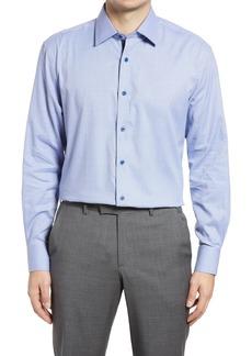 Men's English Laundry Trim Fit Solid Dress Shirt
