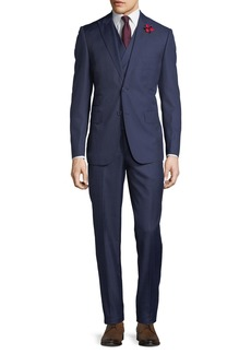 English Laundry Men's Three-Piece Suit