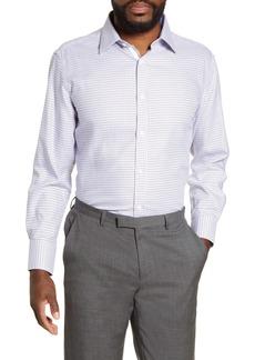 Men's English Laundry Trim Fit Geometric Dress Shirt