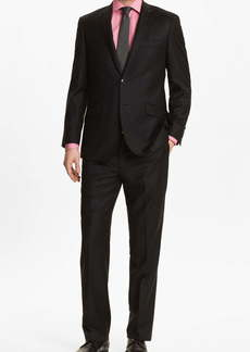 English Laundry Trim Fit Wool Suit