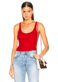 Enza Costa Rib Scoop Tank