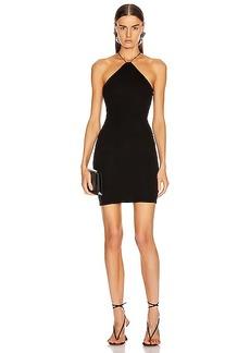 Enza Costa Strappy Halter Dress