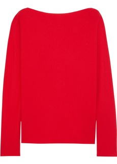 Enza Costa Woman French Terry Top Red