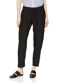 Enza Costa Women's Linen Easy Pant