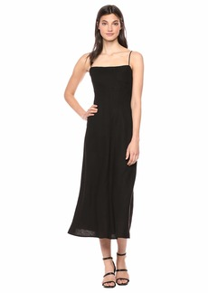 Enza Costa Women's Strappy Ankle Length Dress