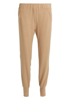 Enza Costa Peached Jersey Joggers