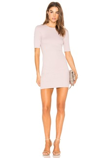 Enza Costa Rib Mini Dress
