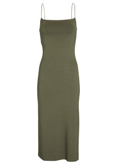 Enza Costa Strappy Jersey Slip Dress
