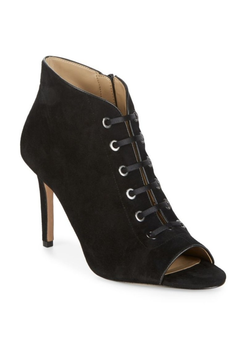 4a7fca7a6 Enzo Angiolini Enzo Angiolini Finlay Suede Booties