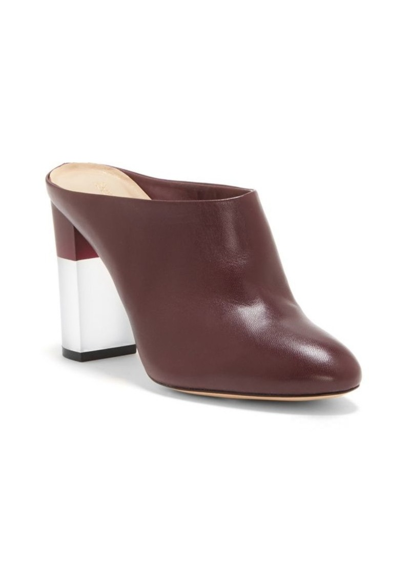 057296101a3 Heidy Leather Mules