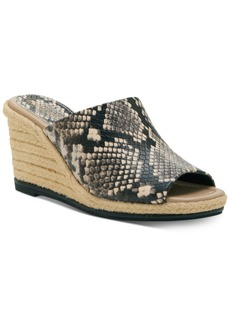 Enzo Angiolini Phylicia Wedge Sandals Women's Shoes