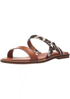 ENZO ANGIOLINI Women's Juliah Flat Sandal   M US