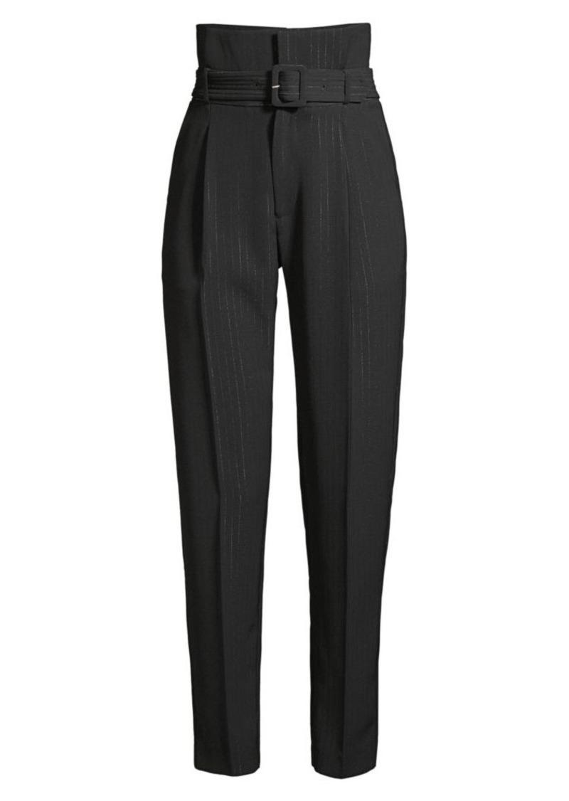 Equipment Alloisa High-Waist Trousers