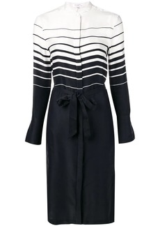 Equipment belted shirt dress